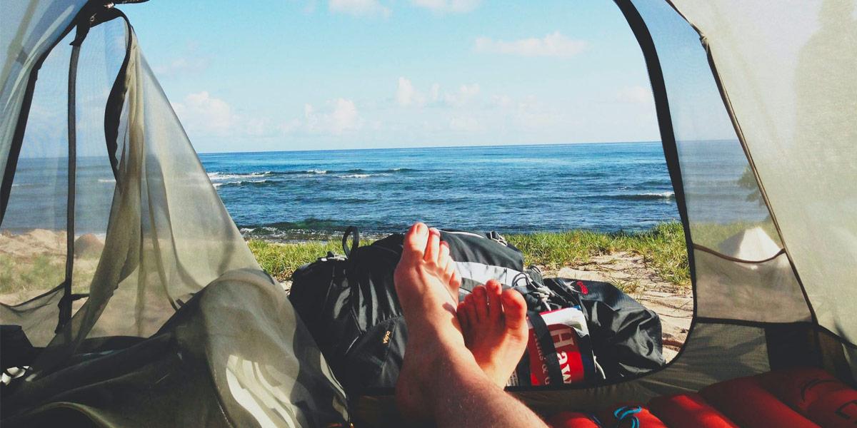 Campeggi per caravan, tende e roulotte a porto cesareo
