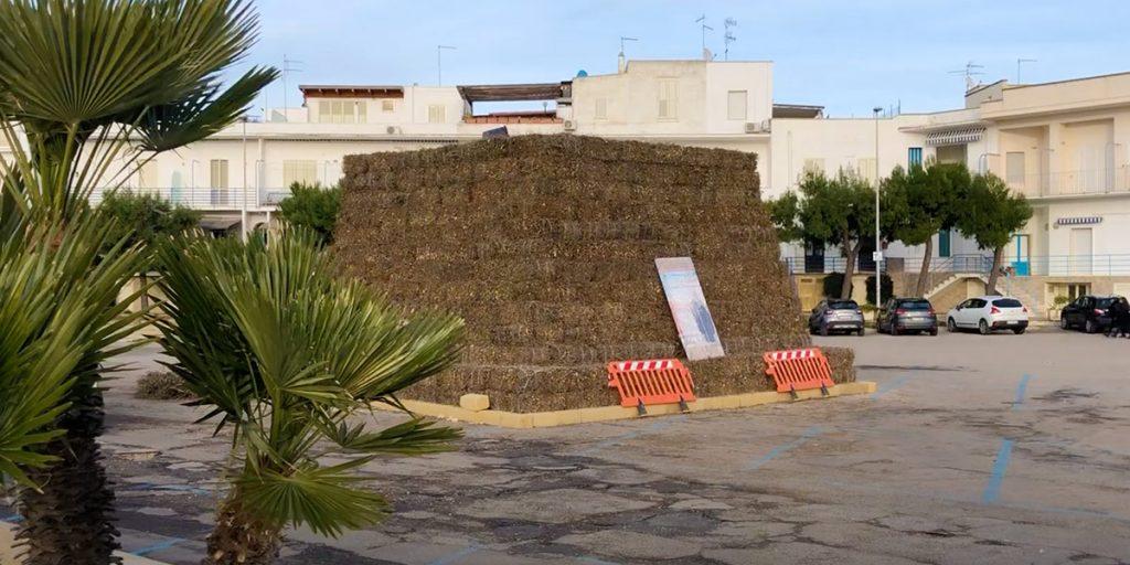 La tradizionale Focara di Porto Cesareo