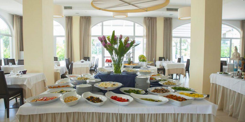 Hotel a porto cesareo con ristorante di cucina salentina