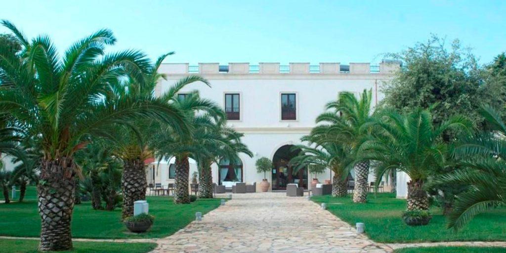 Hotel in campagna a porto cesareo