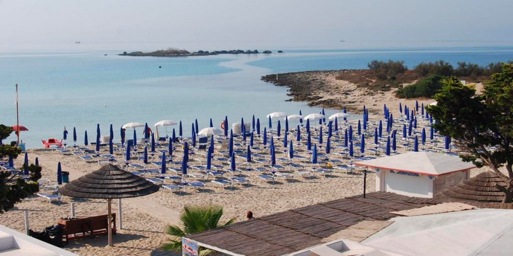 Hotel sulla spiaggia di porto cesareo