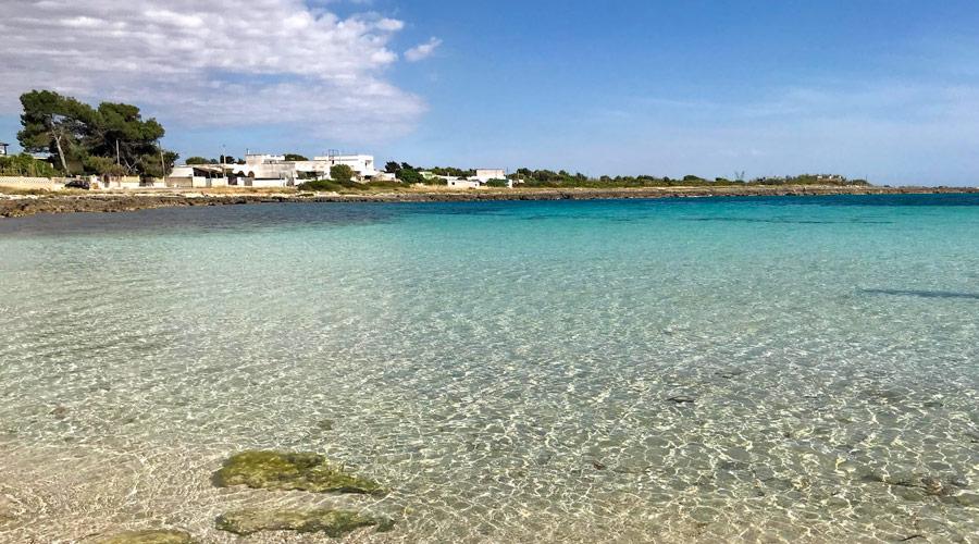 Spiaggia di torre Squillace