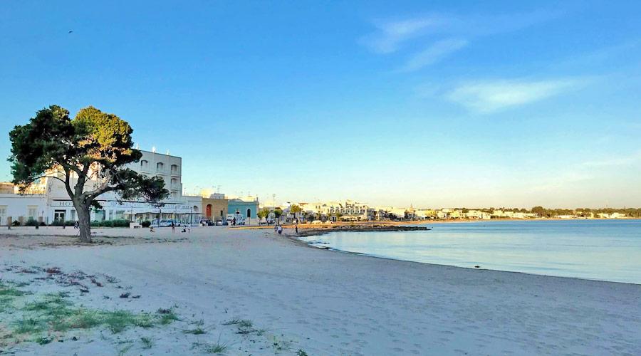 Spiaggia urbana di porto cesareo