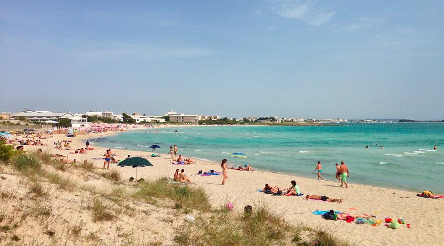 Spiaggia le dune a porto cesareo