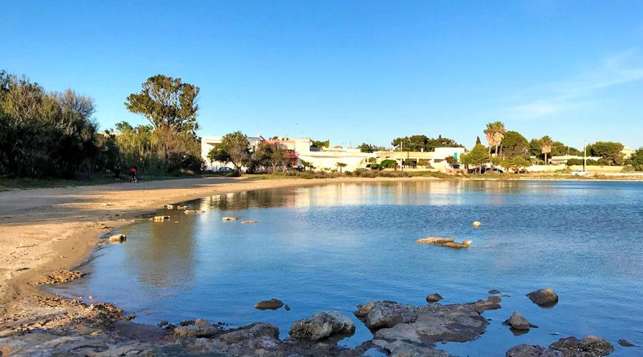 Spiaggia dei Scianuli a Porto Cesareo