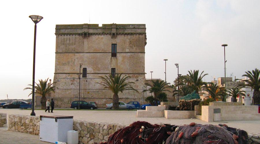 Torre Cesarea in pieno centro a porto cesareo